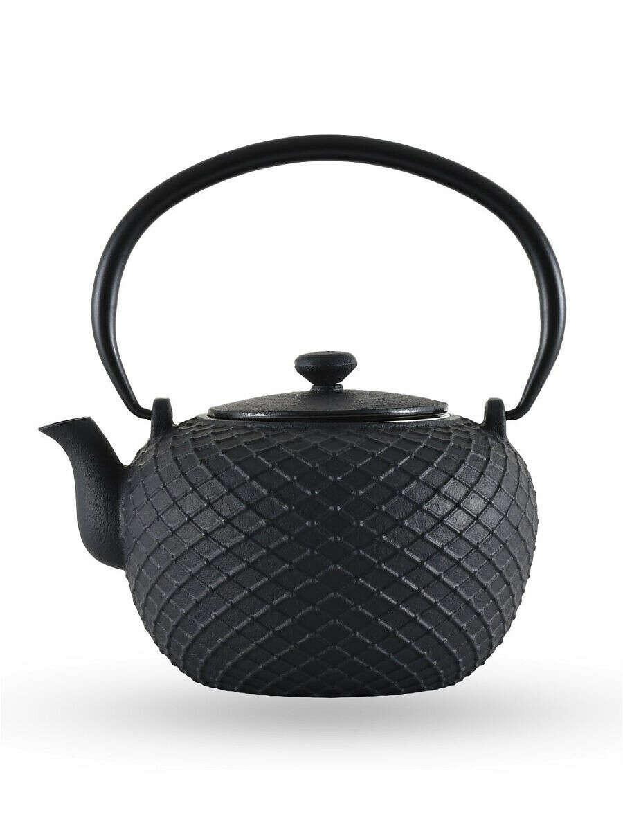 Чайник чугунный RIKO тэцубин 1000мл, Gipfel