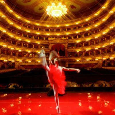 На балет в Большой Театр