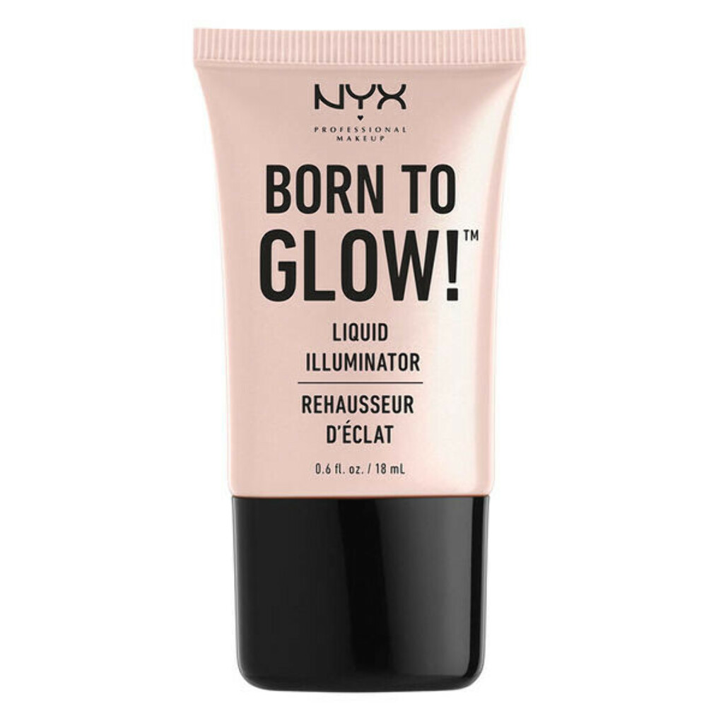 Хайлайтер, NYX, Born to glow, Sunbeam 01