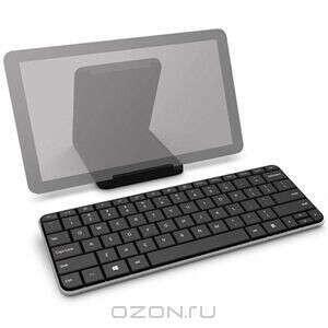 Microsoft Wedge Mobile Keyboard беспроводная клавиатура (U6R-00017)