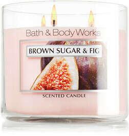 Ароматические свечи Bath&Body Works