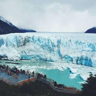 Побывать у ледника Перито-Морено