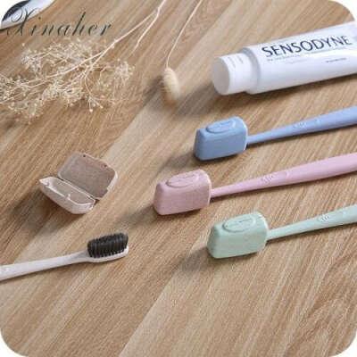 Колпачки на зубную щетку