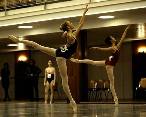 Стать балериной