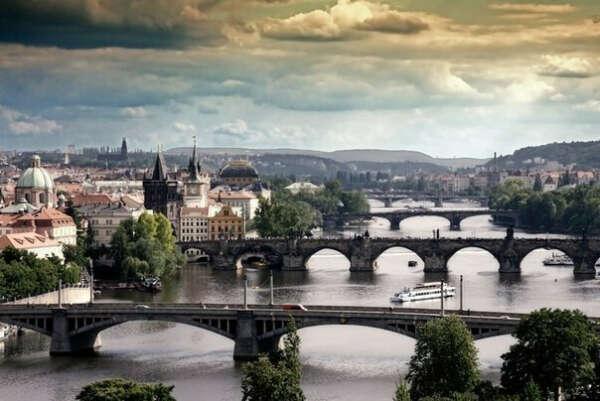 В Прагу!