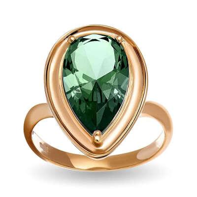 Охрененное кольцо с турмалином