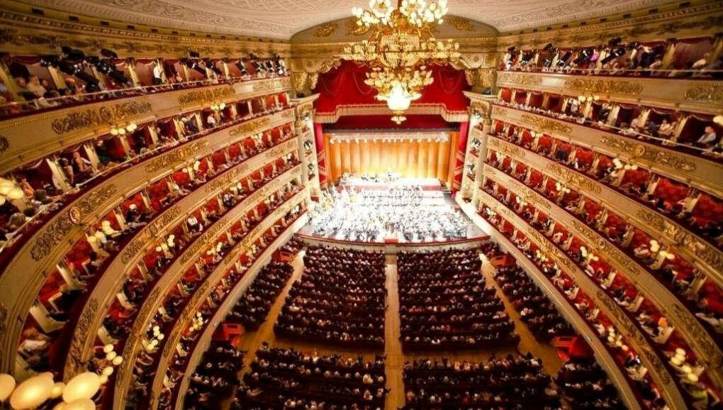 Послушать оперу в La Scala