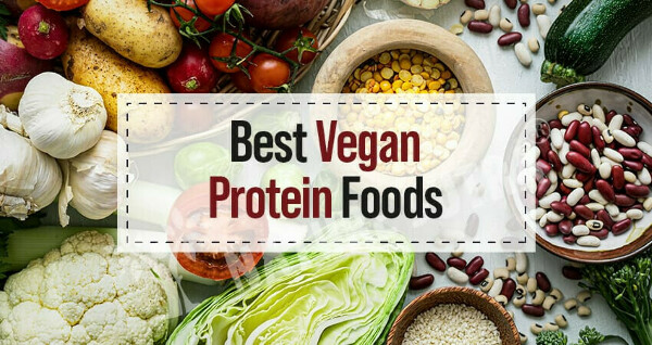 Top 16 Sources Of Vegan Protein | Plant Based Protein Sources