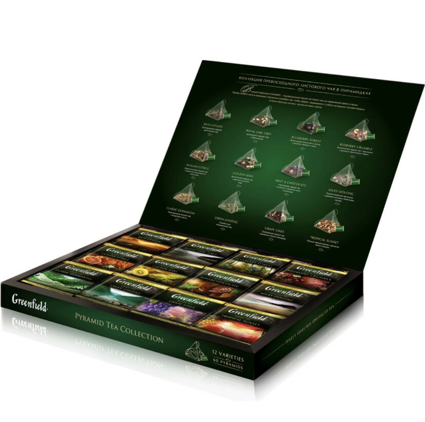 Greenfield набор изысканного чая