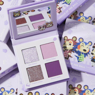 labelle of the ball shadow palette