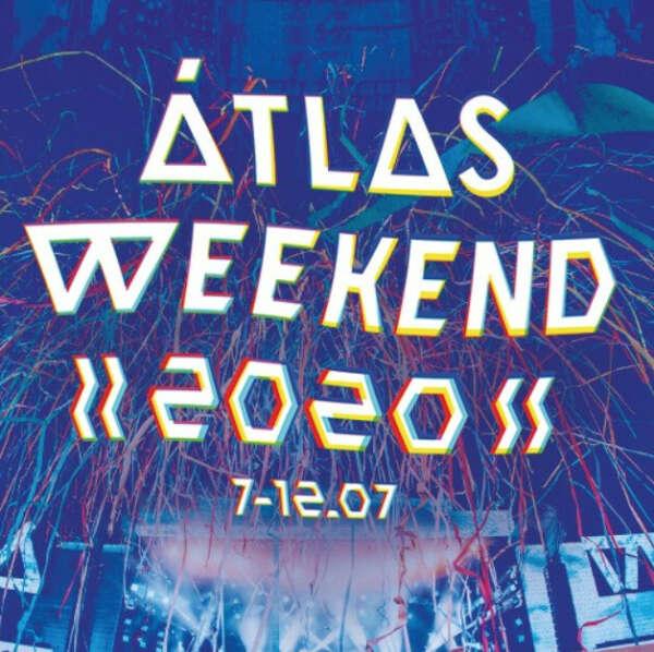 Билет на Atlas Weekend 2020 5 дней