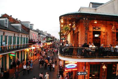 Съездить в Новый Орлеан