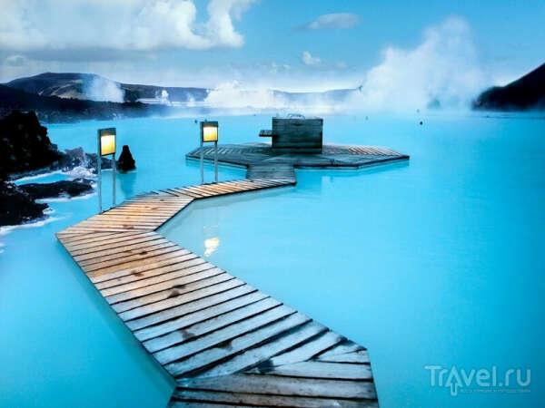 Хочу поплавать в Голубой Лагуне