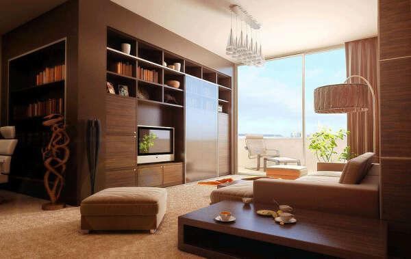 Собственная большая квартира