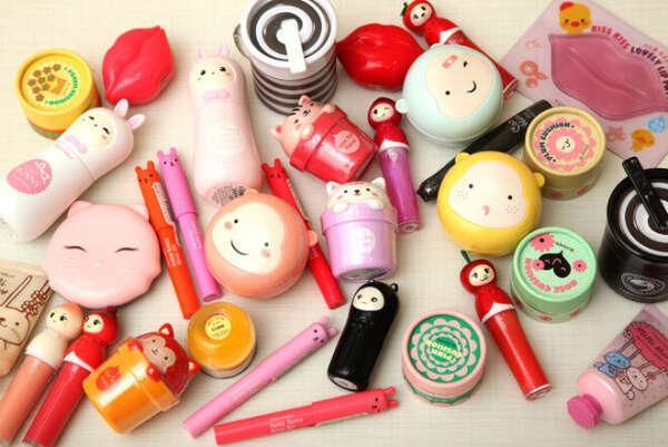 Много корейской косметики/bir suru korean kozmetik