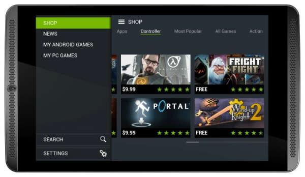 NVIDIA SHIELD Tablet 32Gb LTE