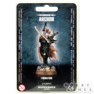 Archon - мужик 1 штука