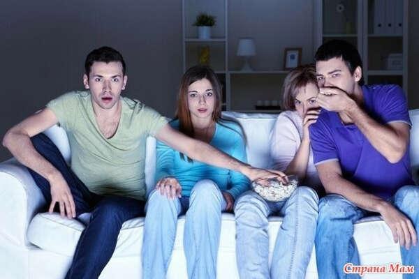 Смотреть фильмы с друзьями