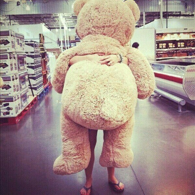 Медведь! :)