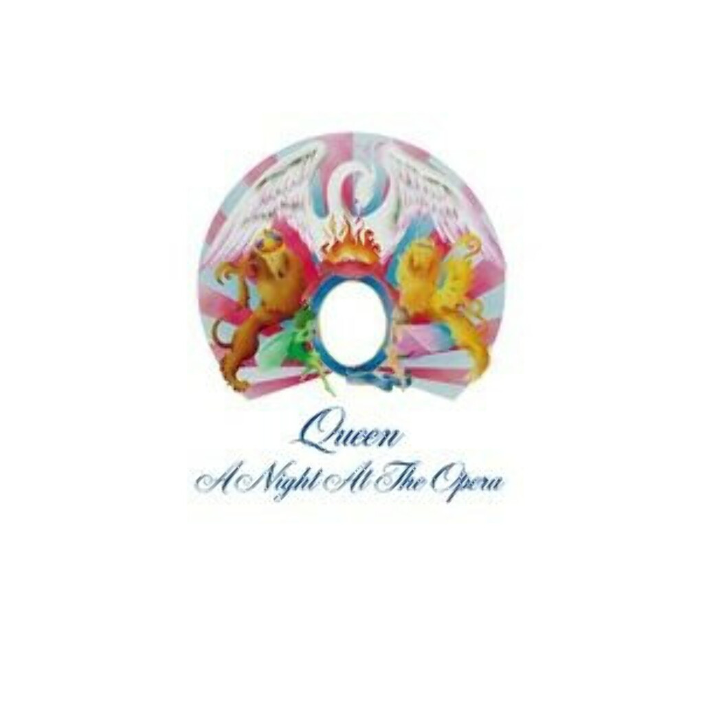 A night at the opera vinyl lp