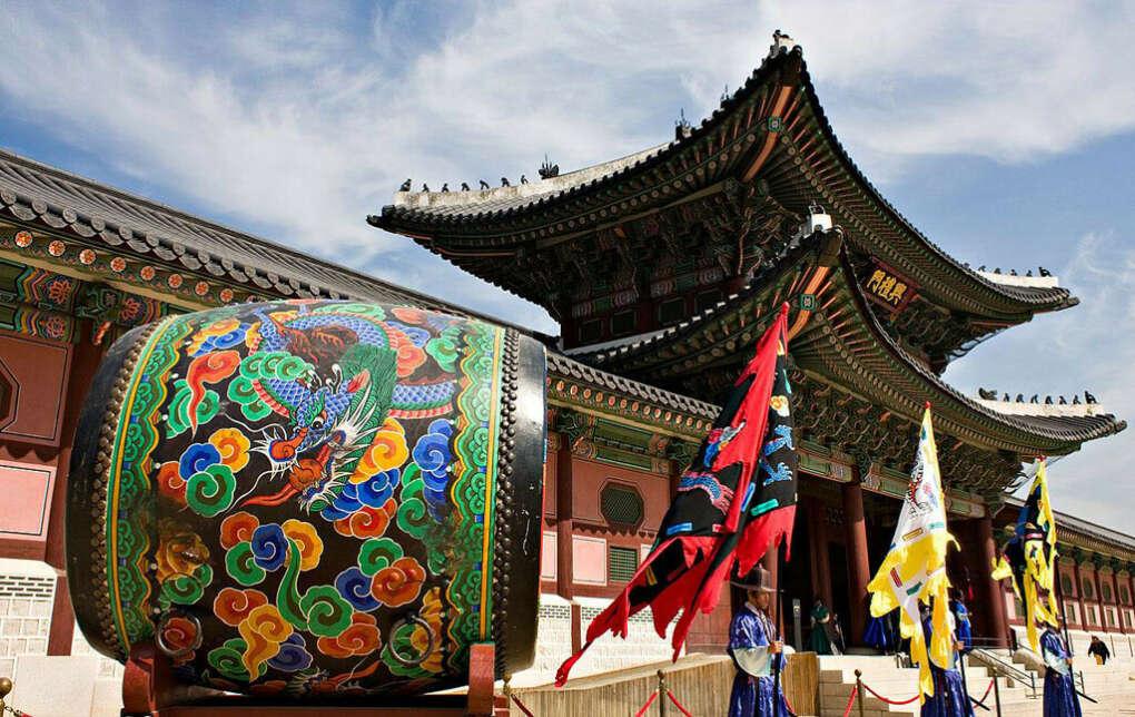 Тур в Южную Корею
