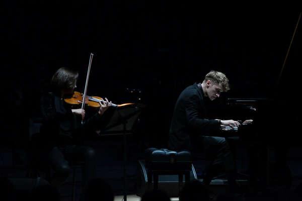 Концерт Кирилла Рихтера