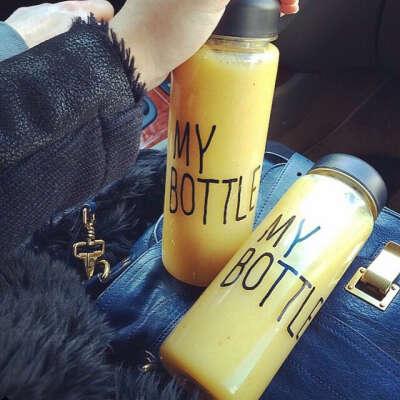 Бутылка для всего на свете