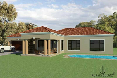 TX198- 3 Bedroom House Plan