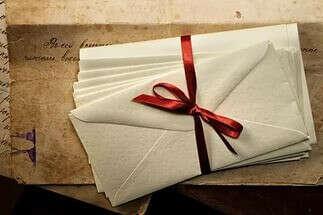 Получить письмо от любимого