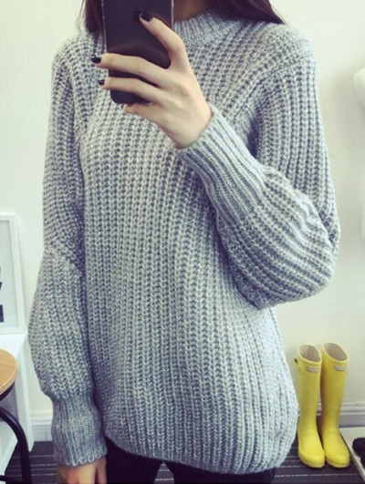 Огромный свитер