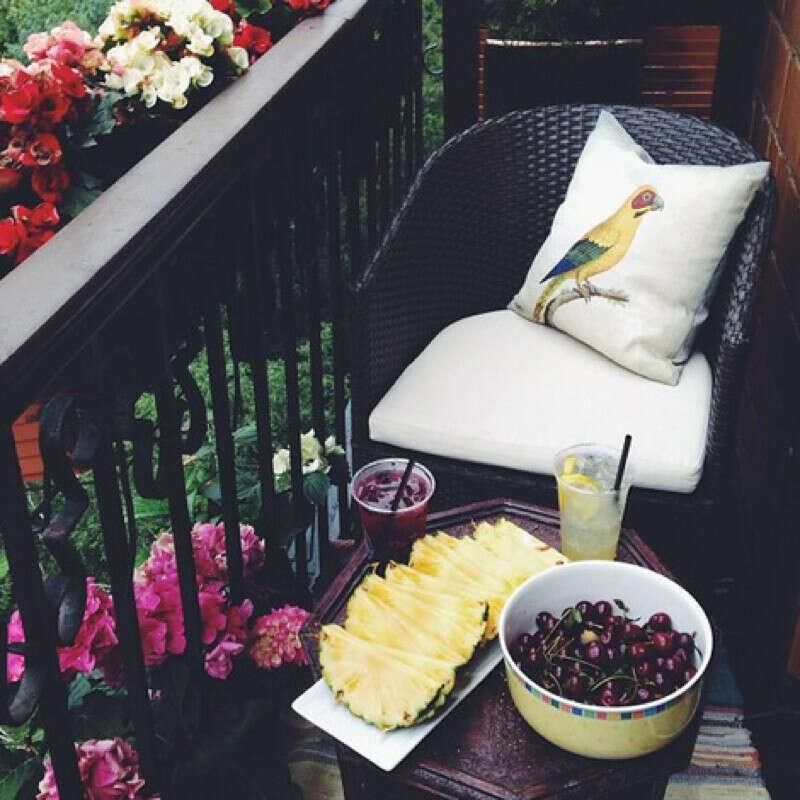 Выращивать цветы на своем балконе