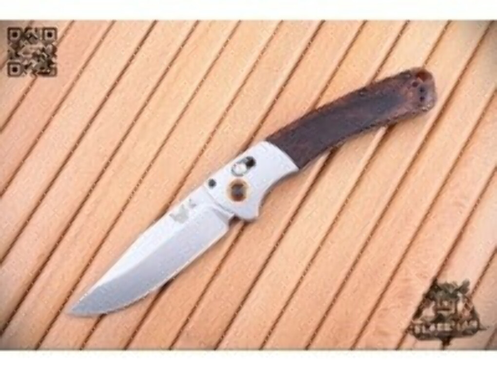 Benchmade Crooked River 15080-2, CPM-S30V