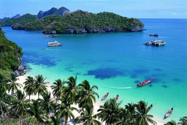 Съездить в Тайланд