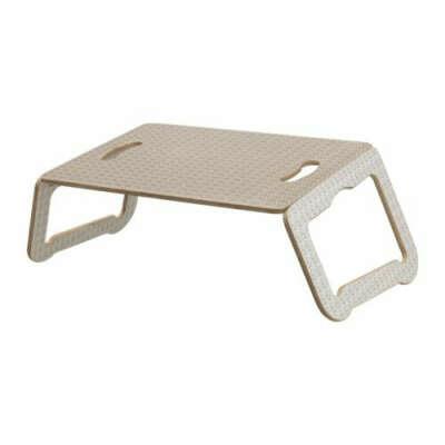 БРЭДА Подставка для ноутбука - белый/бежевый  - IKEA