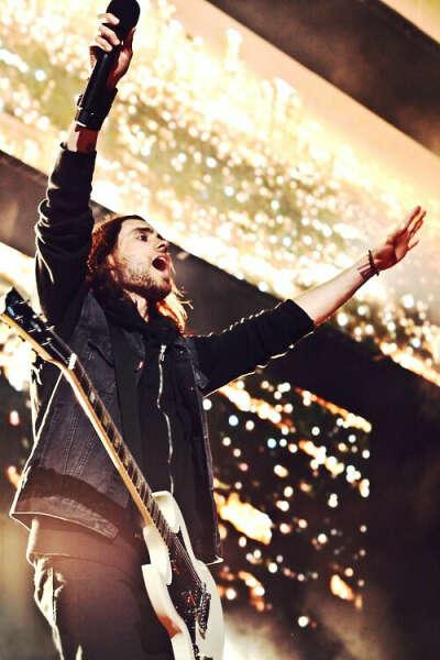 Билет на концерт 30 seconds to Mars в Киеве