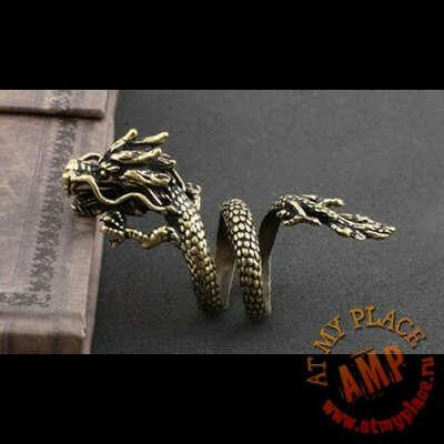 """Кольцо """"Восточный дракон"""""""