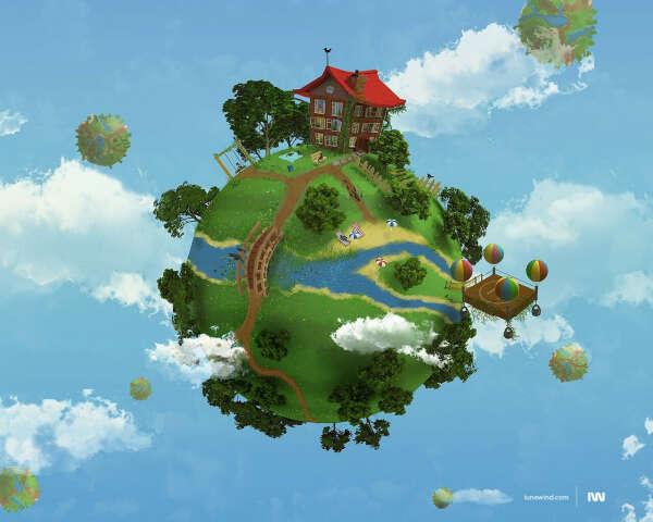Хочу отправится в кругосветное путешествие.