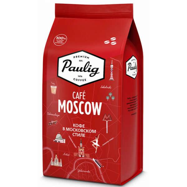 кофе moscow paulig