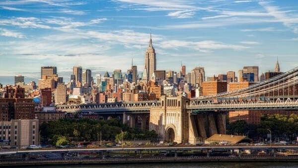 поездка в New-York