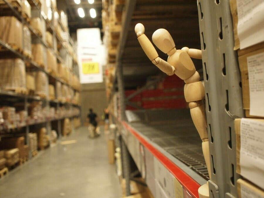 Гестальта — деревянный человечек из ИКЕА