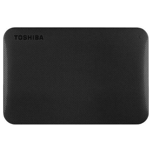 "Внешний жесткий диск 2.5"" Toshiba 1TB CanvioReady Black(HDTP210EK3AA)"
