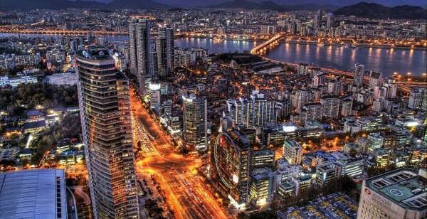Свозить всю семью в Корею.
