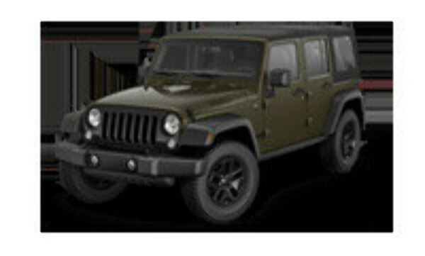 Adventure Fueled by the Power Within2015 WRANGLER UNLIMITED