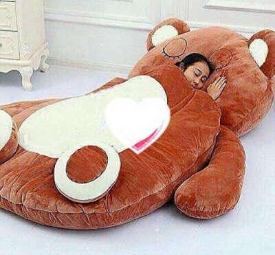 Медведе-кровать