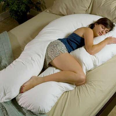 Подушка для беременных U-образной формы