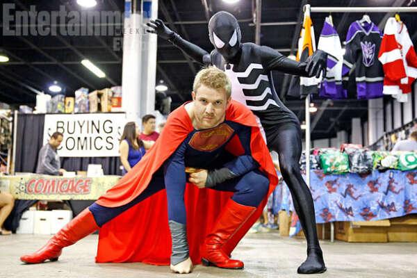 Попасть на Comic Con в Сан-Диего