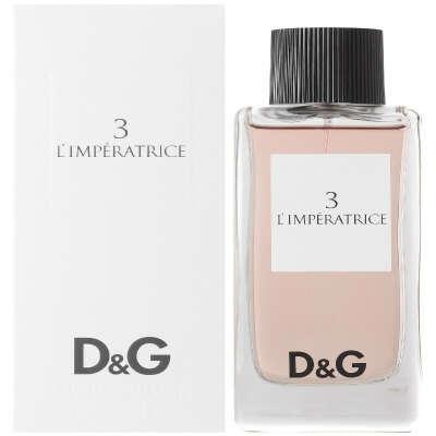 DOLCE&GABBANA D&G №3 L'Imperatrice