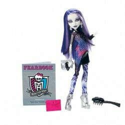 Кукла Спектра Вондергейст из серии Фотосессия, Монстр Хай - купить в Империи Кукол - Империи Kids