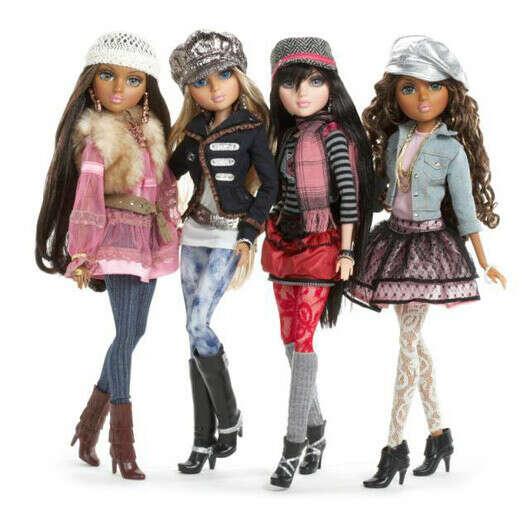 Куклы Moxie Teenz: Мэлроуз, Аризона, Тристен, Бижу