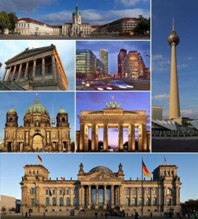 Германия(Берлин)